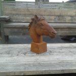 Pferdenkopf deko